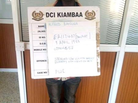 A Lady In Ruaka Robbed Off Valuable By A Man They Met On Online Dating Site.