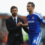 Read What Frank Lampard Said In 2012 After Chelsea Sacked Villas-Boas When He Was A Chelsea Player