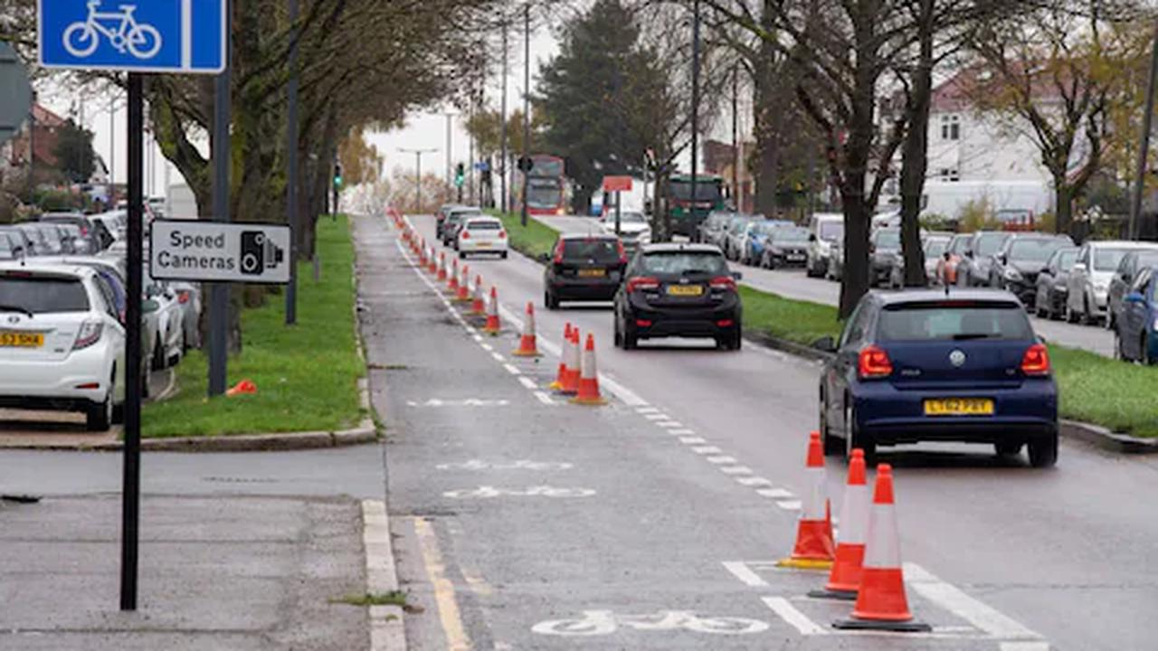 Green road schemes ripped up by council in landmark decision following residents' complaints
