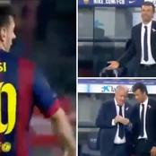 Lionel Messi Once Refused To Be Substituted While Playing For Barcelona