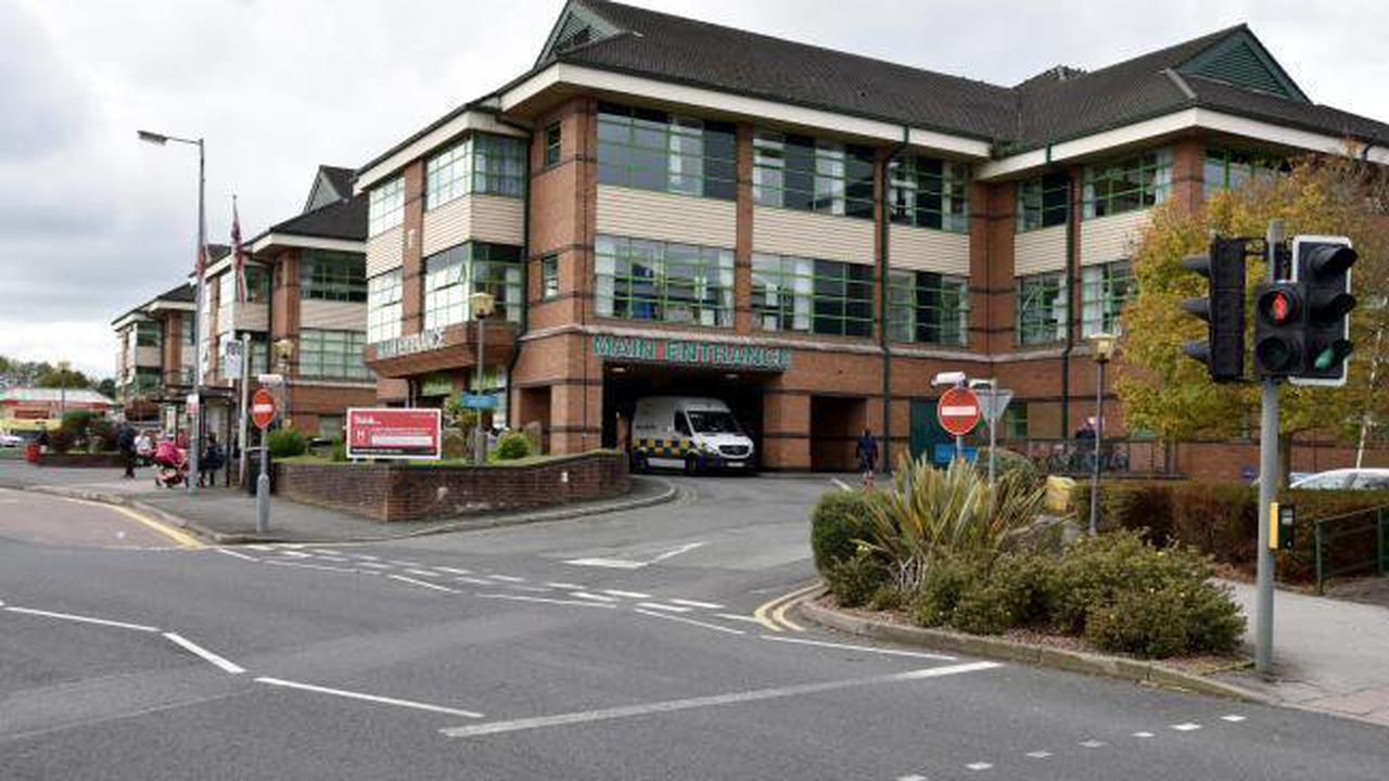Number of Covid patients at Bolton Hospital falls steadily
