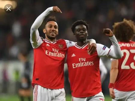 Good news For Arsenal FC ahead Of Molde Clash.