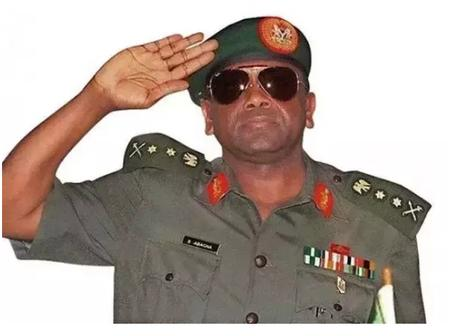 General Sani Abacha did not Die of Poisioned Apple, See real Cause of His Death