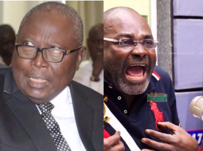 ed7ec4c365a64d75b5629b95df9240b8?quality=uhq&resize=720 - I Told You So, He Is A Wounded Lion: Kennedy Agyapong Sadly Reacts To Martin Amidu's Resignation