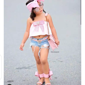 Dear parents, don't ever let your kids walk the Street wearing these types of Fashion Trends