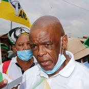 The End Of ANC: Magashule Has Indeed Pulled The Trigger To Plunge The Party. He Even Admits.