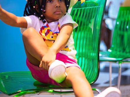 Check Out How Tacha's Daughter Celebrated Her 3rd Birthday.