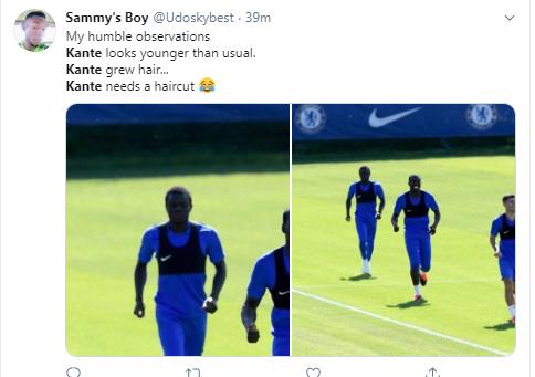 Football fans in shock as Chelsea