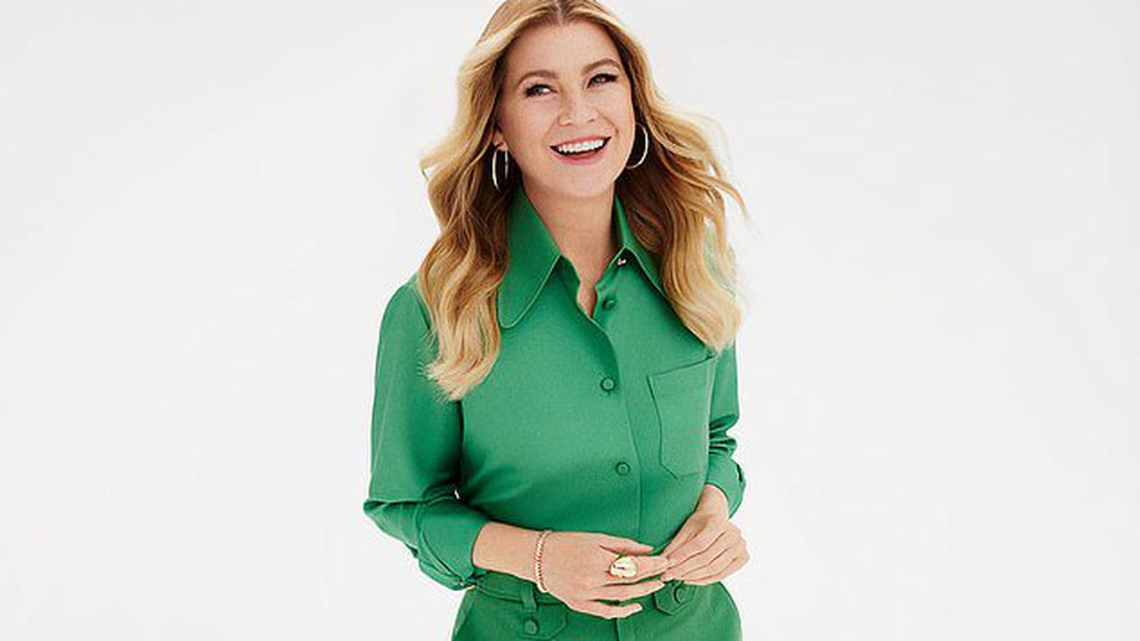 Ellen Pompeo starts her own podcast Tell Me with Cadence13 which will launch this fall
