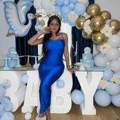 Sery Dorcas après l'accouchement: elle travaille déjà pour retrouver la ligne