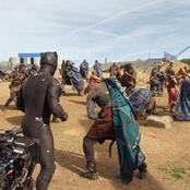 Remember The Movie Black Panther See How It Was Made