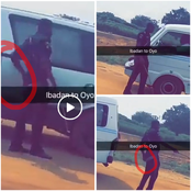 Police Officer Collecting Money From Motorists Without Fear Of Being Caught Or Sacked(video)