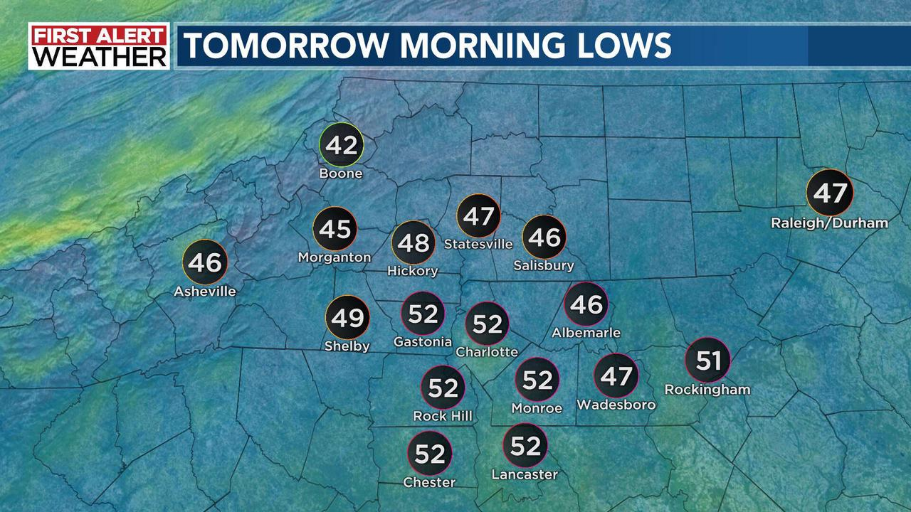 Saturday Weather Update: Warm Mother's Day Sunday, with a First Alert for Monday
