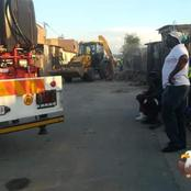 Sadness pours out in Alexandra Tsutsumani ext 9 people's homes where demolished by TLB's