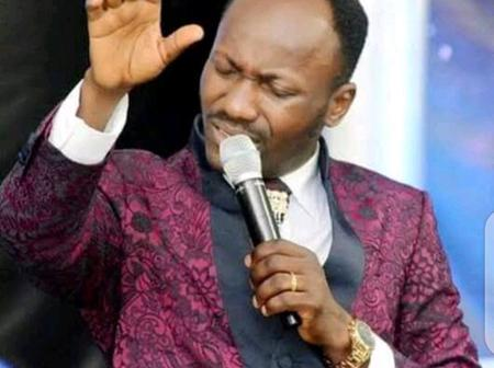 Check Out What Apostle Johnson Suleman Said Will Happen This Week In New Declaration