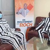 Bel exemple Burkinabé : le candidat malheureux Zephirin Diabré félicite Roch Kaboré pour sa victoire