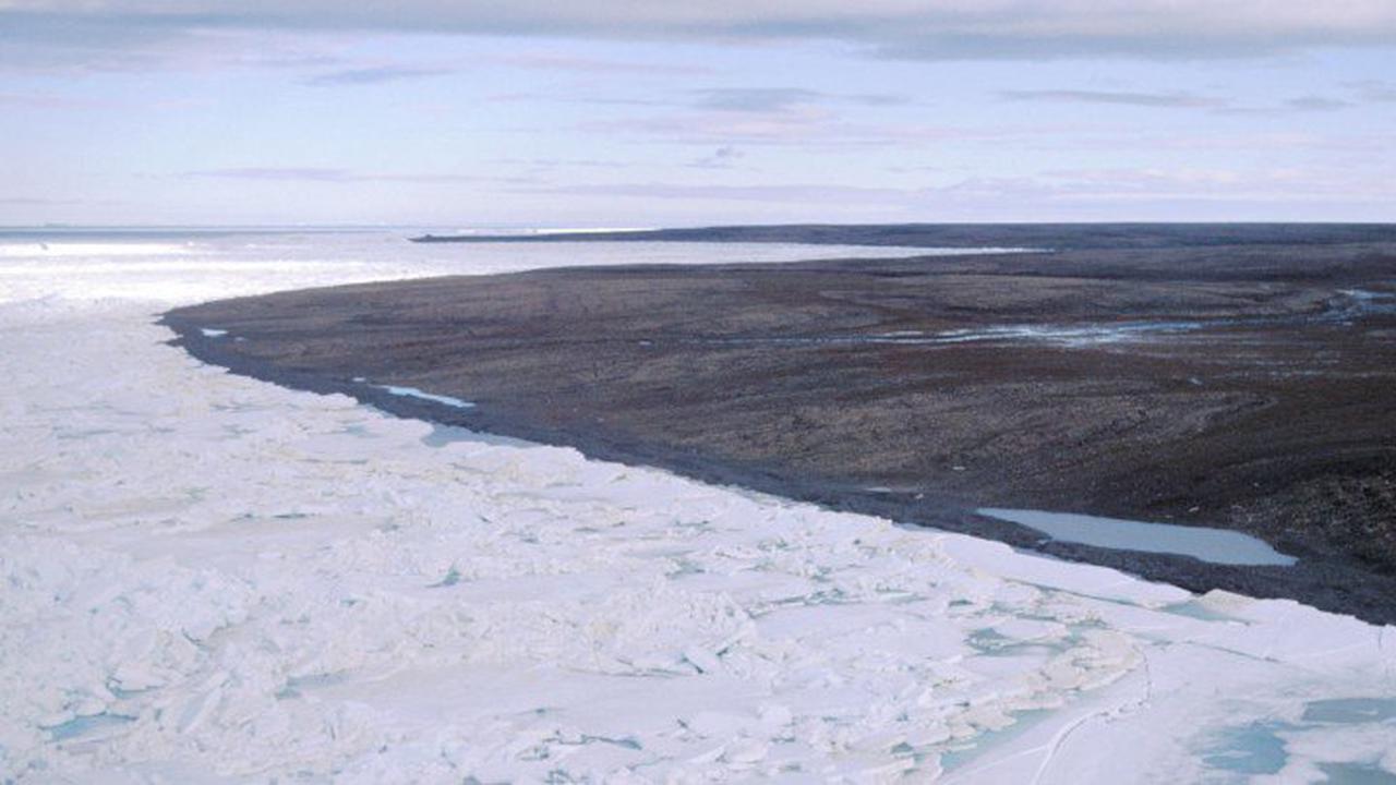 Studie - Während jüngsten Hitzwellen haben sich große Mengen Methan aus Sibiriens Permafrostböden gelöst