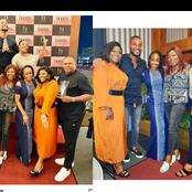 Eniola Badmus, Alexx Ekubo, Fans React To Jenifa's New Photos On IG With The Caption 'Happy People'
