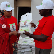 Days After Donating to Katsina, Tinubu's Rice Floods Kano Ahead of Ramadan