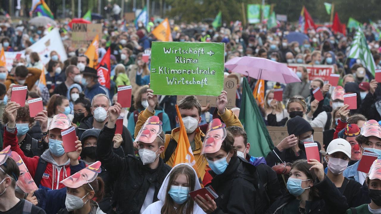 Fridays for Future will in mehr als 400 deutschen Städten demonstrieren