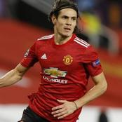 Weekly Salary Of Edison Cavani in Manchester United Per Week