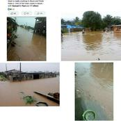 Exclusive: See Photos Of How Flood destroyed Some Houses In Ogun State
