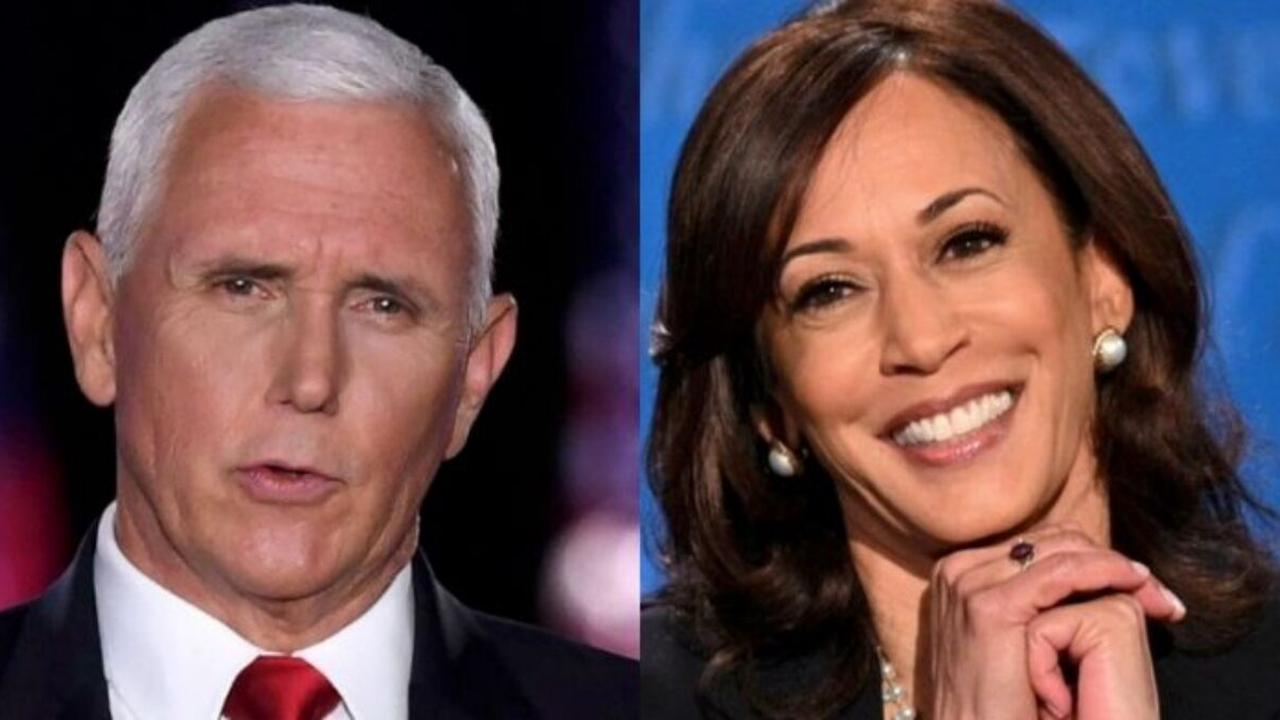 Mike Pence Calls Kamala Harris To Congratulate Her On Her Win As Vice President