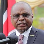 Messy! Governor Amason Kingi Lectures Raila Odinga Face to Face in Kilifi