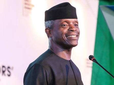 VP Yemi Osinbajo is a blessing to Nigeria, check out what he has been doing since Jan 4th to 10th.