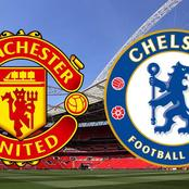 Check Chelsea Vs Man-United Last 5 EPL Games And See Who Has High Chance To Win On Sunday