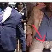 This Governor Do Not Give Attention To How He Looks In Public, See Some Photos