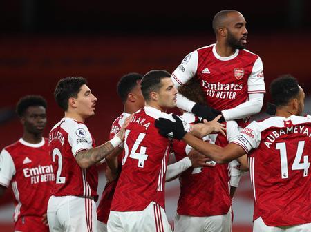 Arsenal Next Ten (10) Matches In The Premier League This Season