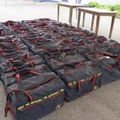 Cocody : saisie de 1056 kilogrammes de cocaïne par la gendarmerie nationale
