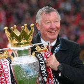 Sir Alex Ferguson insists he only coached four