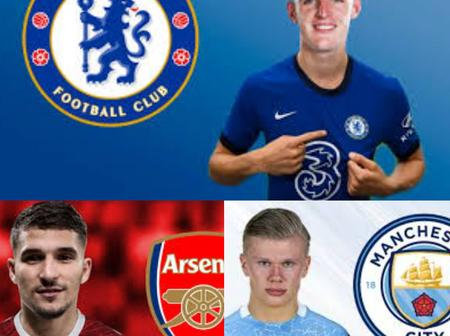 TRANSFER NEWS: 3 Done Deals, Declan Rice To Join Chelsea, Rashford To Leave Manchester United & More