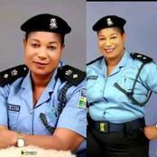 END SARS: Another Super Cop, The DPO Of Umuguma Owerri, A Good Police Have Nothing to Fear - Photos