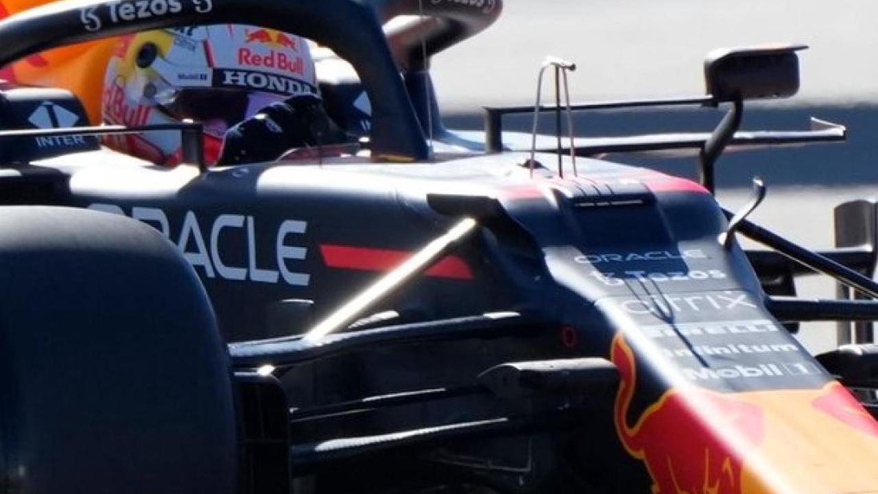 Formel 1: Verstappen ohne schnelle Runde in der Qualifikation