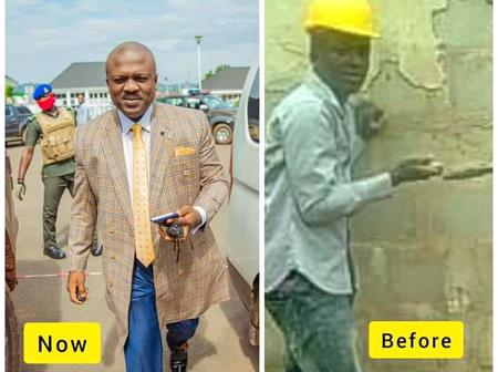 From A Bricklayer To CEO - Read The Inspiring Story Of How God Elevated Marksman Chinedu To Grace