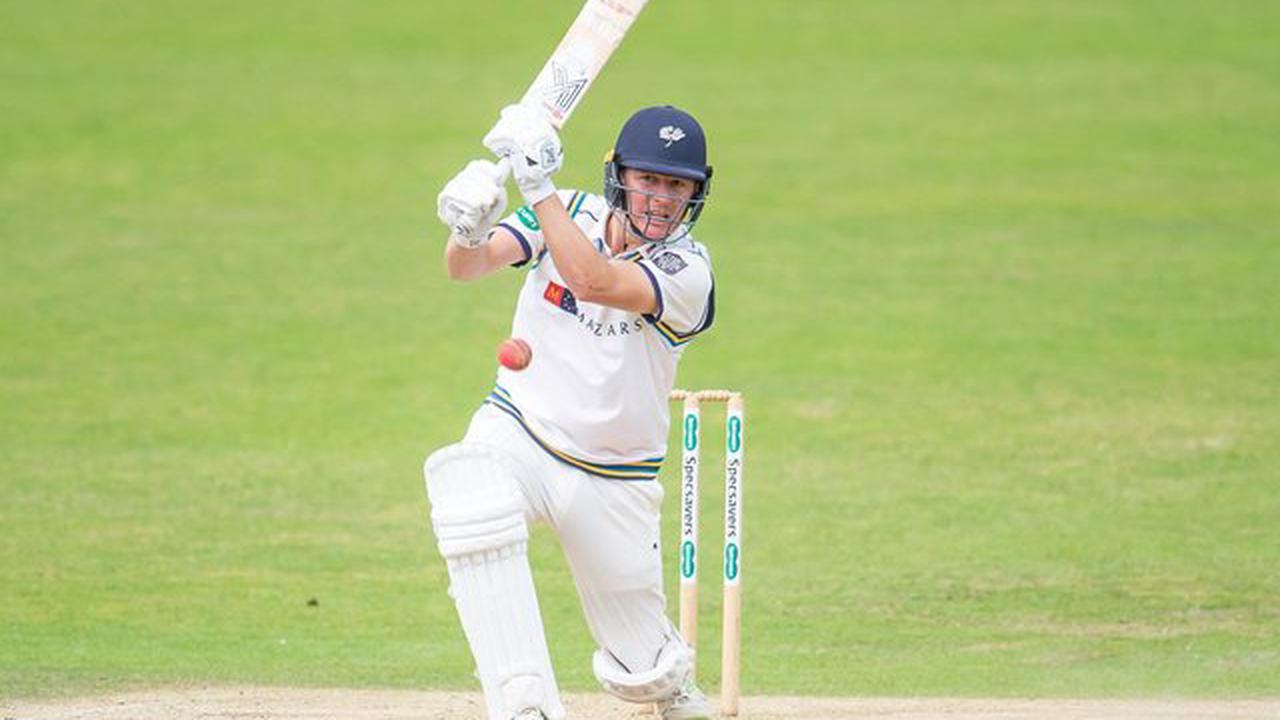 Sussex v Yorkshire, day 1 - 'We were poor' admits coach Andrew Gale