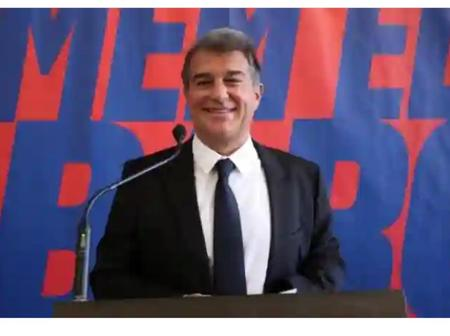 Laporta officially announces the list of names that will join him if he becomes Barcelona president