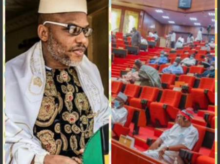 Today's Headlines: IPOB'll Support Yoruba Group Says Nnamdi, Senate Consider Bill to Unbundle NIPOST