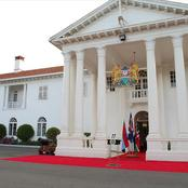 Statehouse Security-Enhanced As A Man Reportedly Drove Into President's Official Residence Dramatically