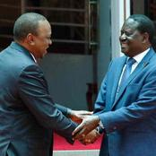 End of the handshake? This is What Has Been Cooking Behind The Scenes