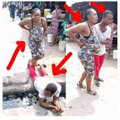 What this man did to his pregnant wife which surprises lots of people(pictures)
