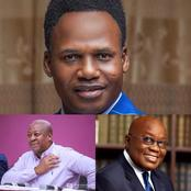 He Wins With More Than 56% And Anything Less Will Surprise Me - Prophet Amoako Atta