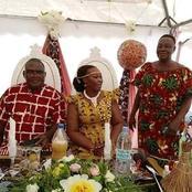 A plus de 60 ans, le célèbre présentateur ivoirien Barthélemy Inabo s'est marié ce jour