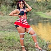 See Pictures of Thato that will make you fall in love with KZN girls