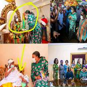 Does It Matter For December Polls? - Manhyia Receives Rebecca Akufo-Addo Like A Queen- Photos