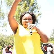Senator Millicent Omanga Makes This Statement After The Chaotic Matungu And Kabuchai By-Elections