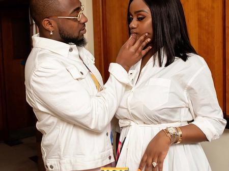 Davido and Chioma Trend Again On Twitter